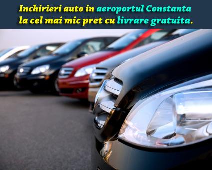 Inchirieri masini Aeroport Constanta