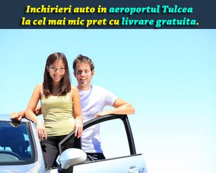 Inchirieri masini Aeroport Tulcea