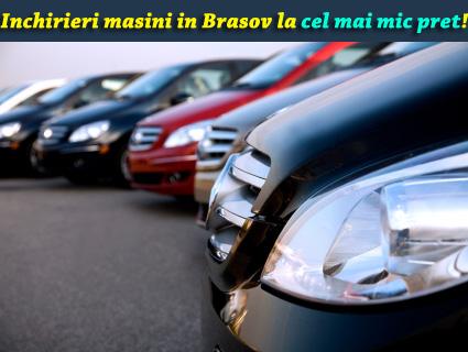 Inchirieri masini Brasov