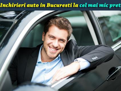Inchirieri masini Bucuresti