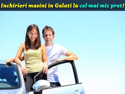 Inchirieri masini Galati