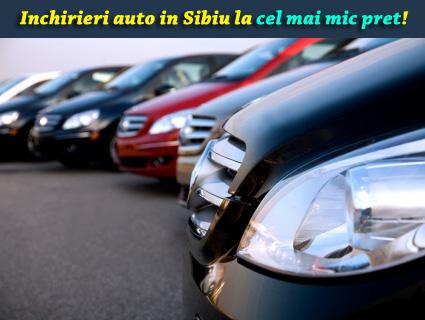 Inchirieri masini Sibiu