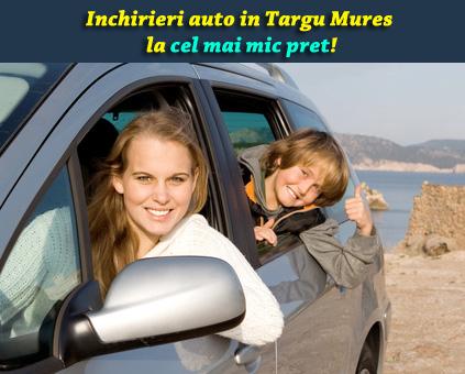 Inchirieri masini Targu Mures