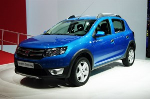 Dacia in Top 3 cele mai mari cresteri in Europa