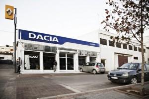 Dacia-Tanger