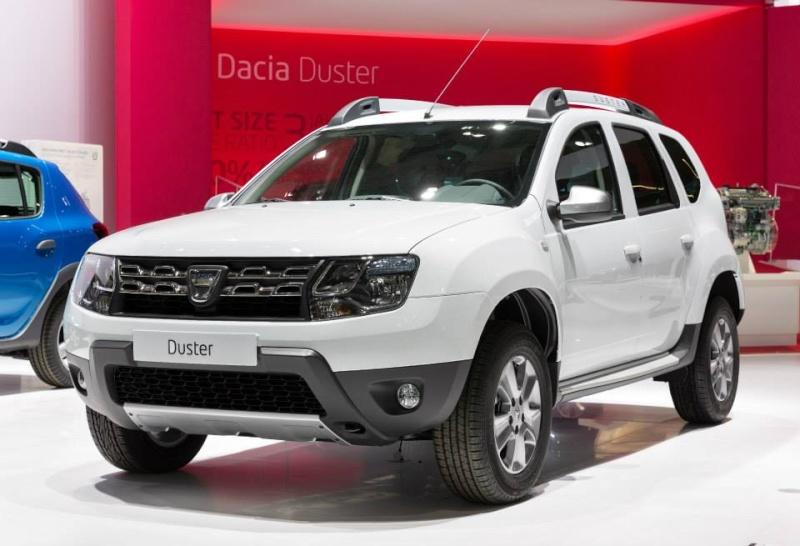 51 de Dacia Duster Cadou de 800.000 Euro pentru Republica Moldova