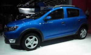 Dacia Lodgy Stepway, revelatia Salonului Auto Paris