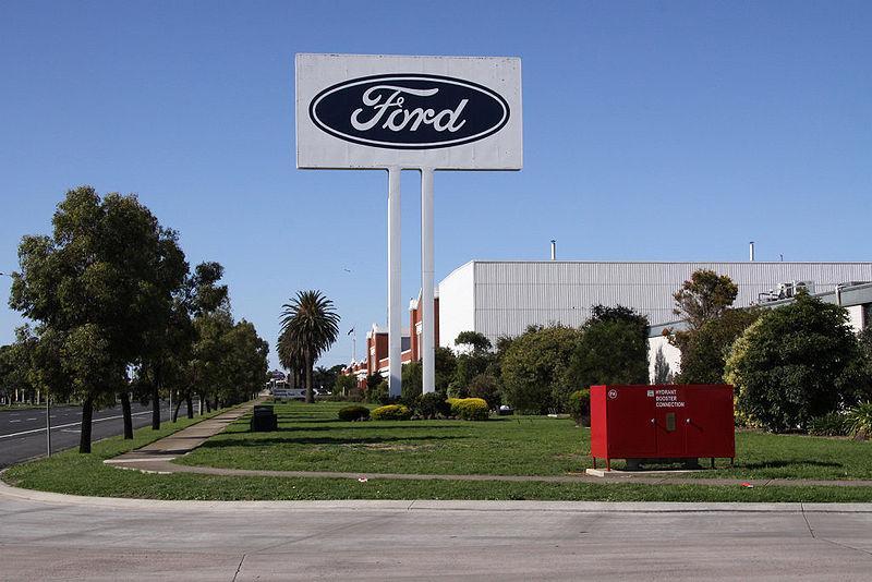 Ford Craiova strange cureaua