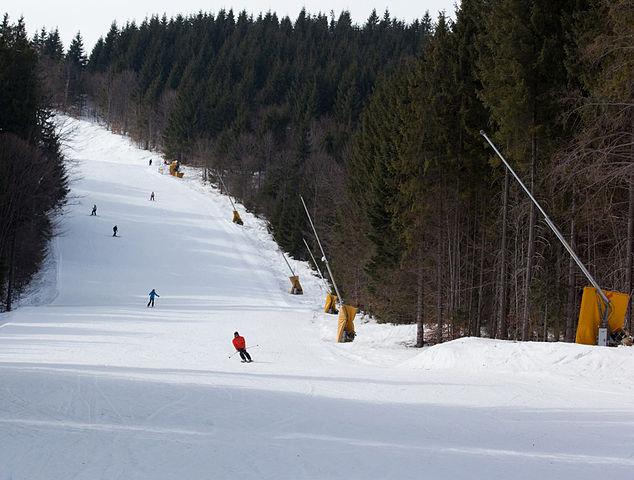 Cele mai bune partii de schi din Romania