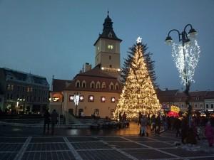 Cum s-au invesmantat orasele din Romania pentru Craciun