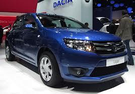 Dacia la Salonul Auto de la Geneva 2015