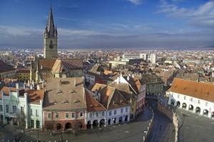 Sibiu, in top 10 cele mai frumoase destinatii low cost