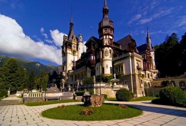 Castelele din Romania: Castelul Peles