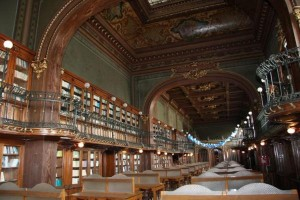 Cele mai frumoase biblioteci din lume
