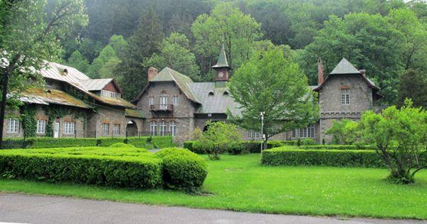 Top 5 Castele secrete din Romania