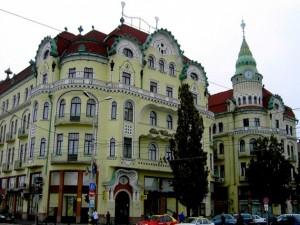 Orasul de poveste: Palatele din Oradea