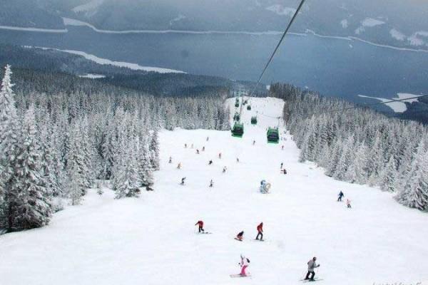 Top destinatii de iarna in Romania