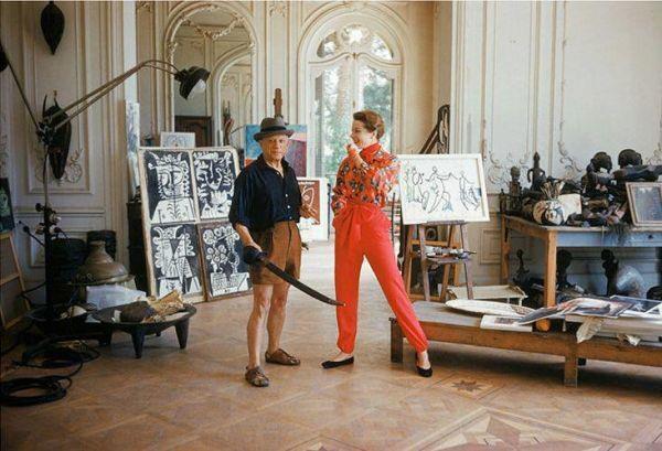 Picasso la Busteni