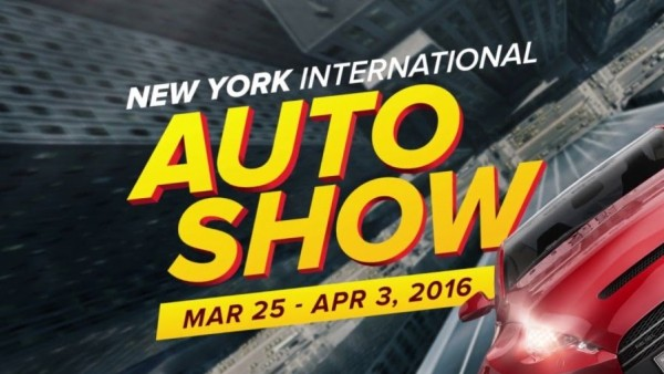 Salonul Auto de la New York 2016