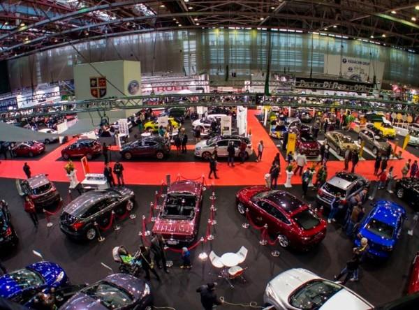 Primavara aceasta, hai la Salonul Auto din Bucuresti!