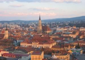 Un oras fascinant: Cluj-Napoca