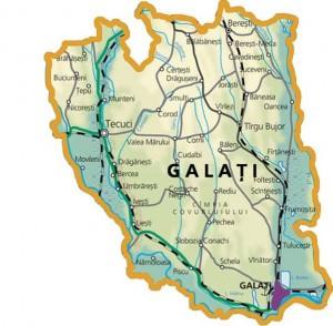 Un mic ghid turistic al orasului Galati