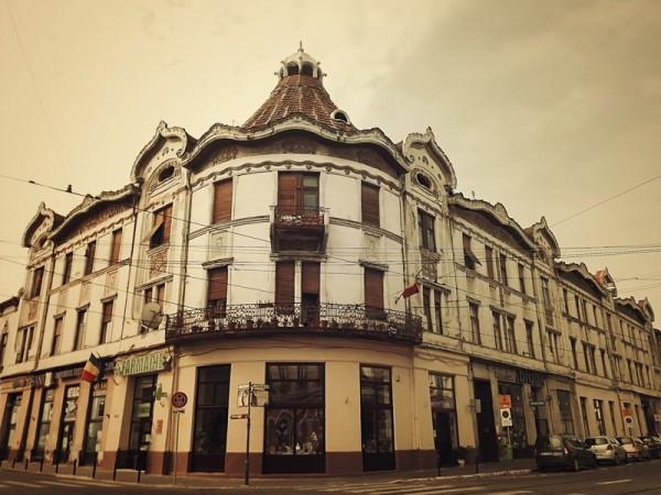 Palatele din Oradea - Partea I