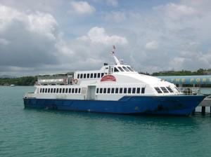 Noua linie de ferry-boat Constanta - Batumi - Ilyichevsk